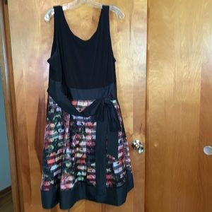 Dress Barn Floral Dress Size 20